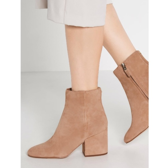 8271c7d8ee5938 Sam Edelman Taye Classic Suede Ankle Boots. M 5b0cc278fcdc312f642e40e1